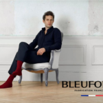 Chaussettes Bleuforêt homme rouge – Made in France