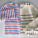 Pull Roc'han maille – Made in France